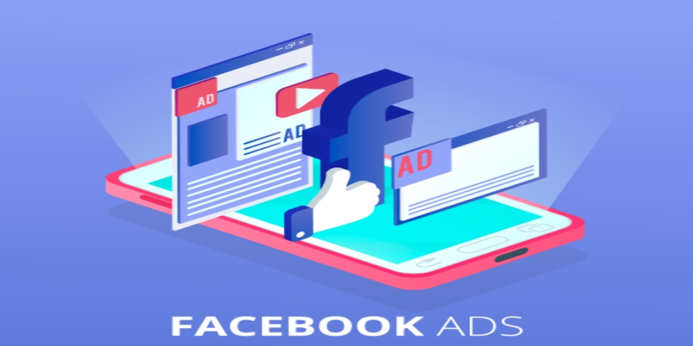 Facebook ads and messsenger support interactions.