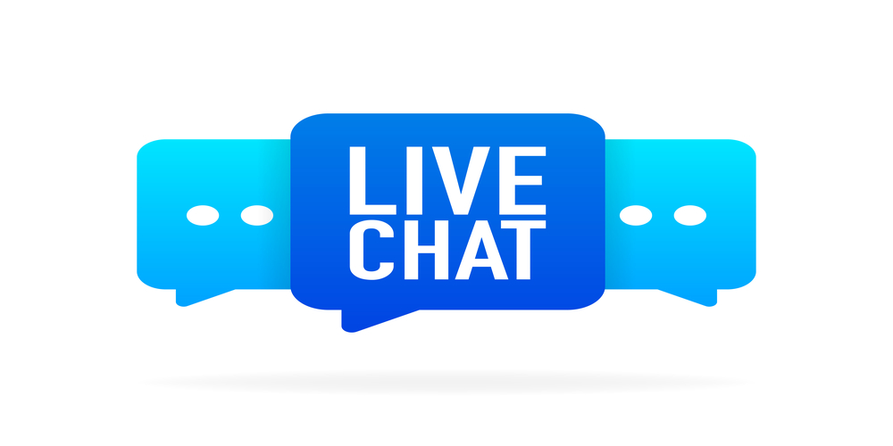 Hire live chat agents.